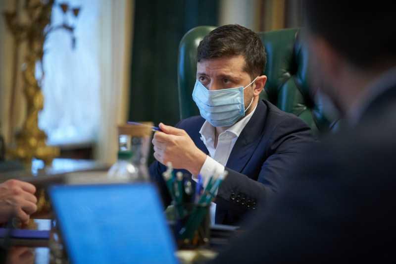 В Украине увеличивается число проверок относительно нарушения карантинных мероприятий – селекторное совещание под председательством Президента