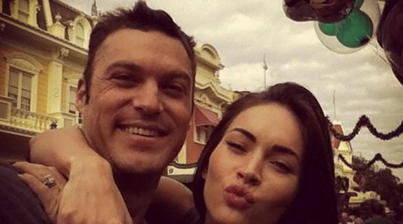 Бывший муж Меган Фокс высмеял ее признание в любви новому бойфренду