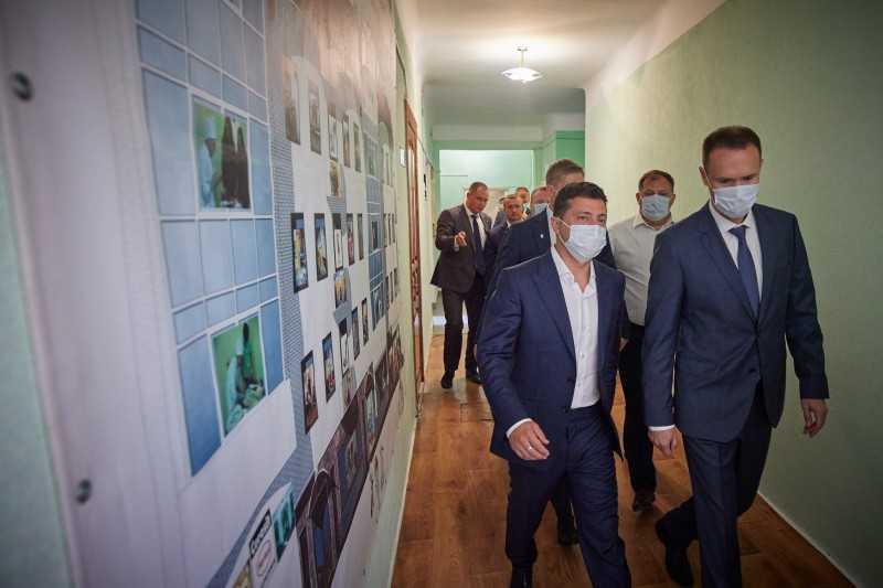 Мы хотим вернуть государству индустриальную славу, и это невозможно сделать без образованных промышленников – Президент на презентации мероприятий по развитию профессионального образования в Украине
