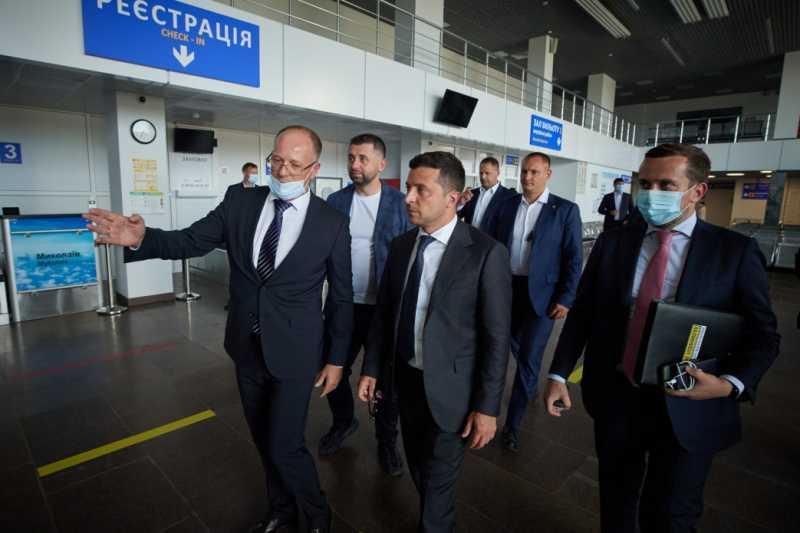 Николаевский аэропорт готовится к запуску новых международных маршрутов