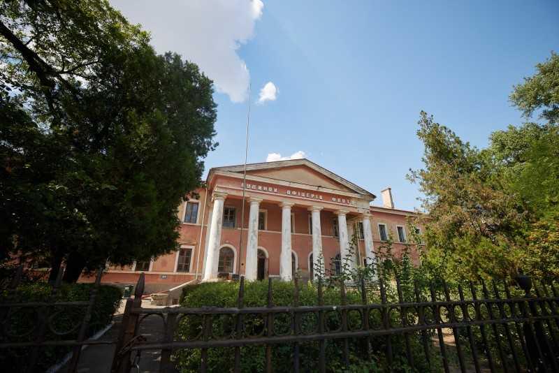 Николаевский Дом офицеров флота будет включен в перечень объектов «Большой реставрации»