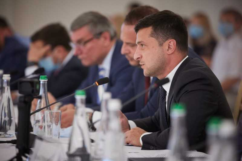 Президент поддерживает строительство объездной дороги возле Николаева