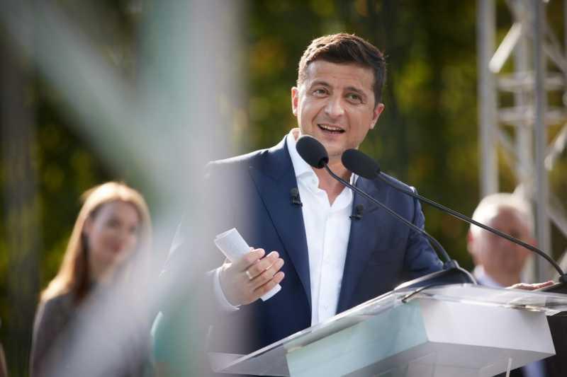 Президент представил нового главу Кировоградской ОГА