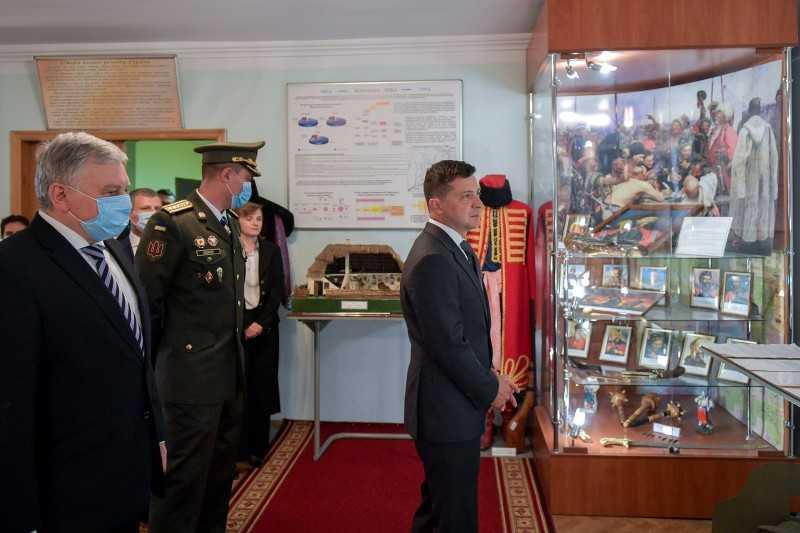 Президент представил новоназначенного начальника Главного управления разведки Министерства обороны