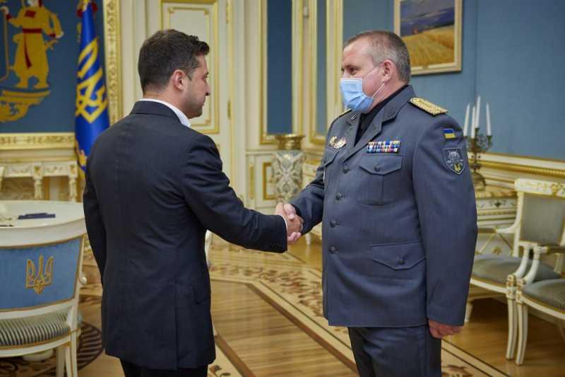 Президент сменил командование Сил специальных операций