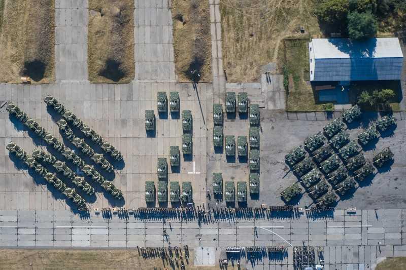 Президент Украины: У нас самый большой оборонный бюджет в истории, общий ресурс на нацбезопасность и оборону увеличен почти на 28 миллиардов гривен
