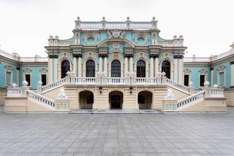 Резиденция Президента в Мариинском дворце открывается для экскурсий с 4 сентября