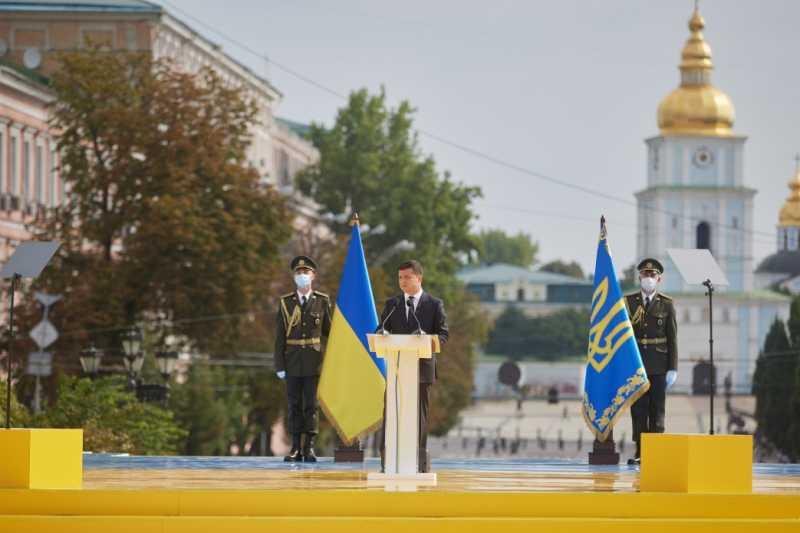 Владимир Зеленский: Каждый регион Украины – важный и незаменимый
