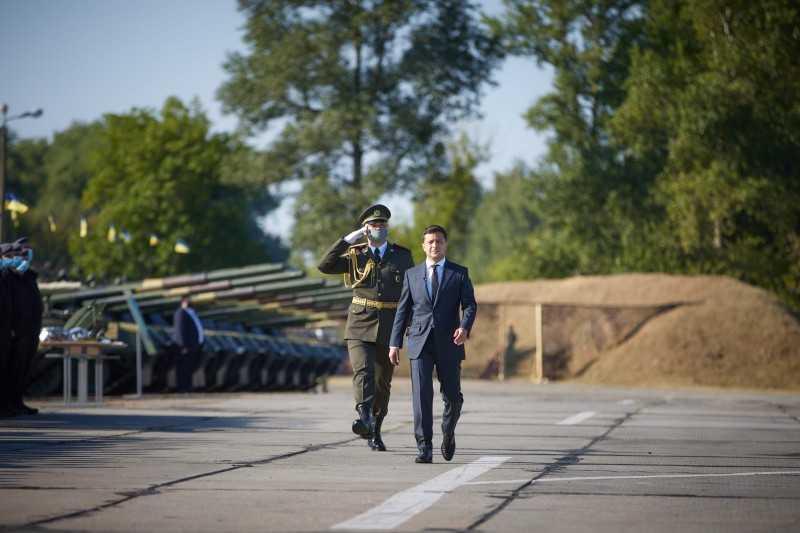 Владимир Зеленский: Сине-желтый флаг является неизменным символом нашего свободного, демократического, независимого государства