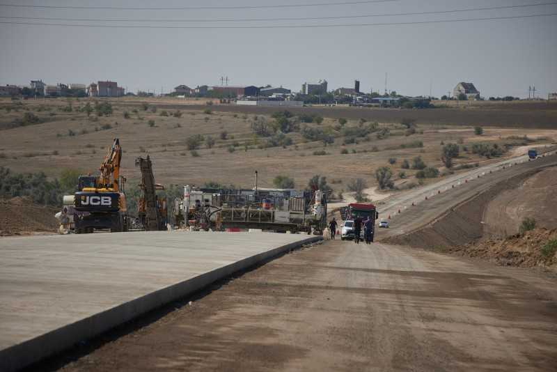 Владимир Зеленский: В текущем году на Николаевщине будет построено около 200 километров дорог