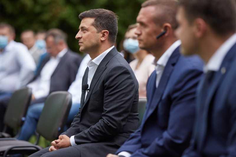 Для успеха каждого региона местные выборы не менее важны, чем выборы Президента или парламента – Владимир Зеленский на презентации Стратегии развития Львовщины