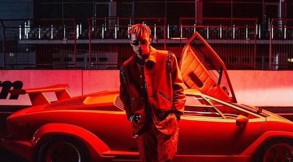 Элджей подарит Lamborghini из своего клипа