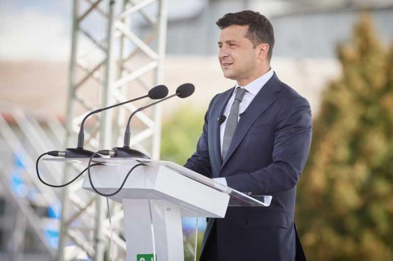 Президент на представлении Стратегии развития Ивано-Франковщины: Мы строим страну, которая всегда будет на несколько шагов впереди