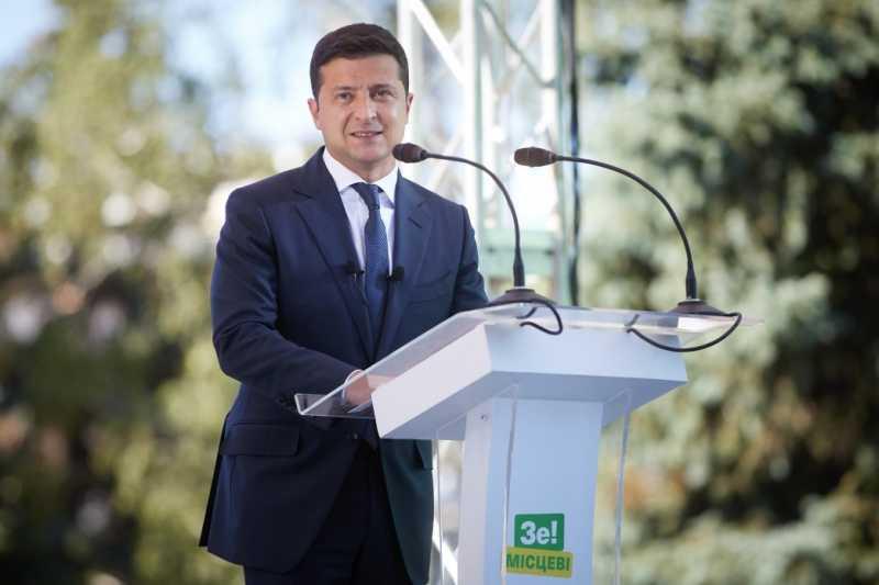 Президент на представлении Стратегии развития Полтавщины: В Полтаве есть река, а набережной – нет, такие вопросы надо решать для людей