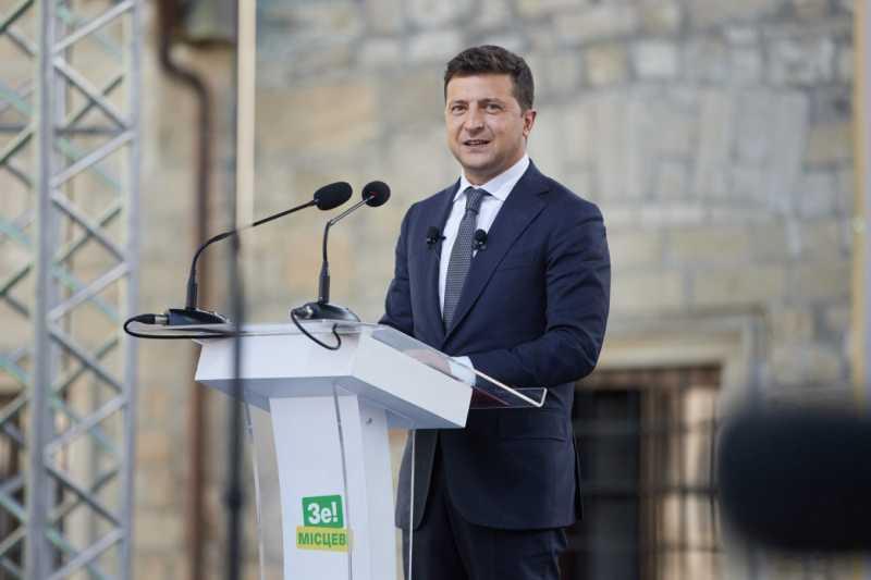 Президент на представлении Стратегии развития Тернопольщины: От людей, которых вы выберете 25 октября, будет зависеть развитие каждого региона