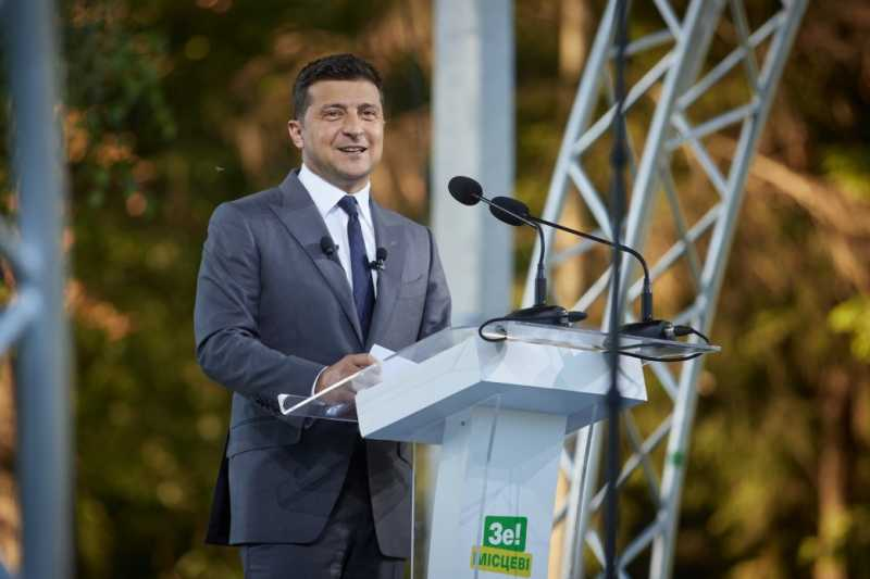 Президент на презентации Стратегии развития Хмельнитчины: Наши регионы должны не уступать европейским странам не только по площади, но и по уровню производства, инвестиций, зарплат и комфорта