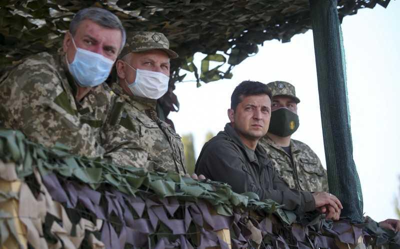 Президент Украины ознакомился с ходом учений «Объединенные усилия – 2020» на Николаевщине и Херсонщине: Наши военные работают на высочайшем уровне
