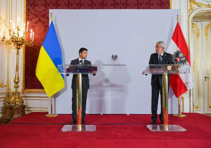 Президент Украины: Важно, чтобы не просто закончилась война, а с наименьшими человеческими потерями, с возвращением наших территорий