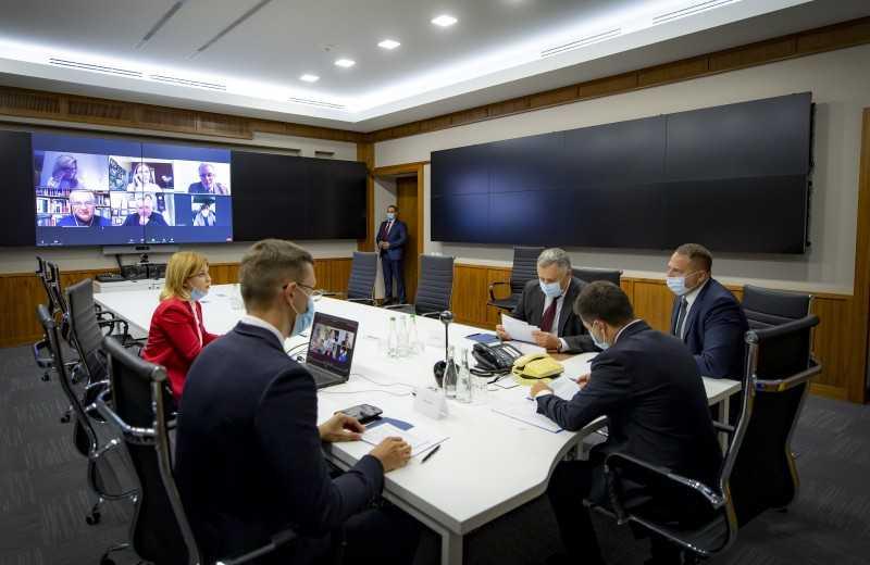 Сегодня неизменный курс в Европу еще более актуален для Украины, чем раньше – Президент