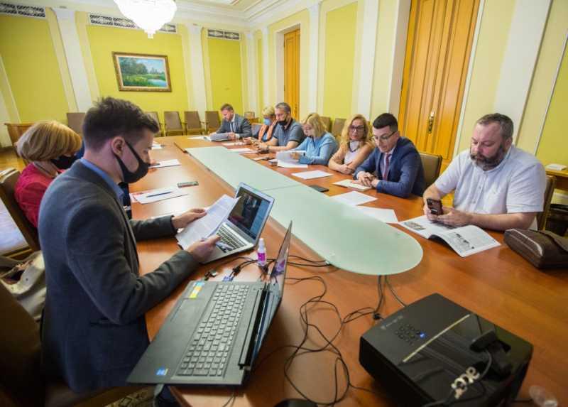 Совет по вопросам свободы слова при Президенте Украины обратится к правоохранителям относительно состояния расследования наиболее резонансных преступлений против журналистов