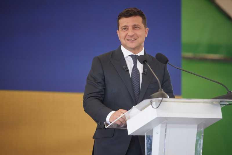 У Сумщины достаточно преимуществ, чтобы быть лидером Северной Украины – Президент на представлении Стратегии развития области