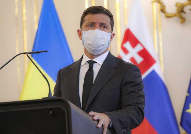 Украина поддерживает позицию стран-партнеров в отношении событий в Беларуси – Владимир Зеленский