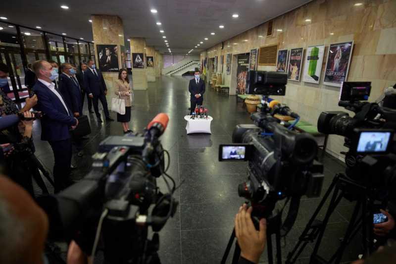 Владимир Зеленский: 11 сентября состоится заседание советников лидеров «Нормандской четверки»