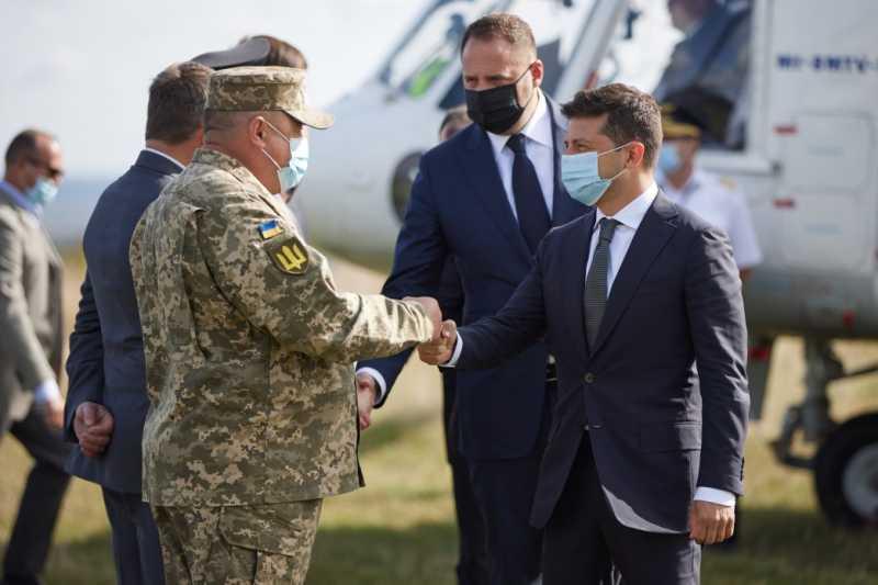 Владимир Зеленский прибыл с рабочей поездкой на Ивано-Франковщину