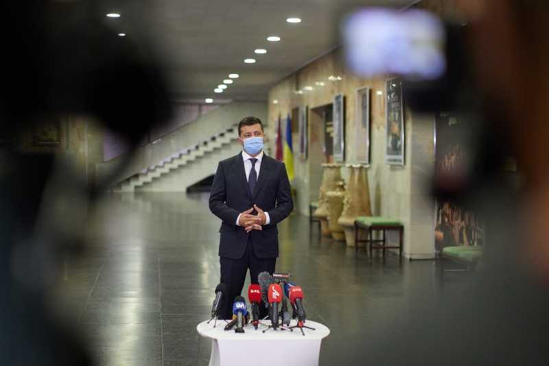 Владимир Зеленский: Сколько у меня будет сил, столько буду ездить в регионы и проверять работу