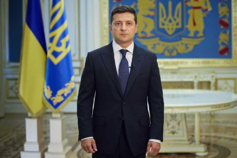 Выступление Президента Украины Владимира Зеленского на общих дебатах 75-й сессии Генеральной Ассамблеи ООН