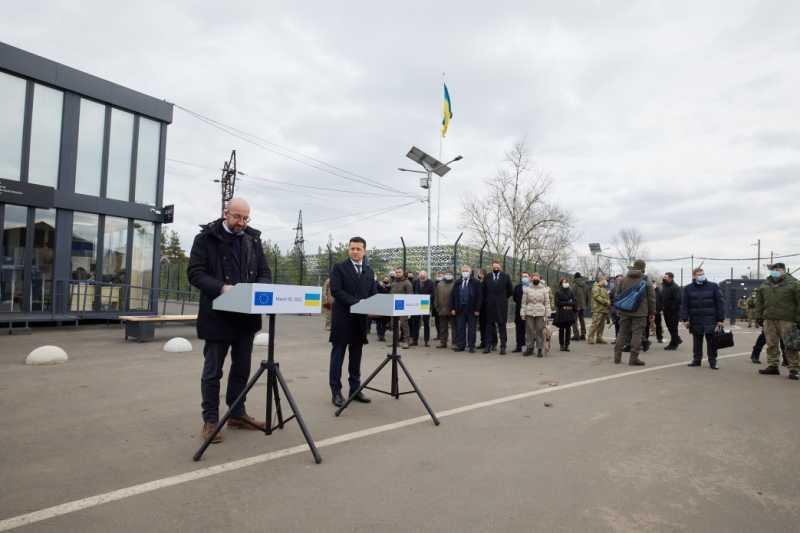 ЕС начинает новую программу поддержки экономического развития и предоставления государственных услуг на Донбассе